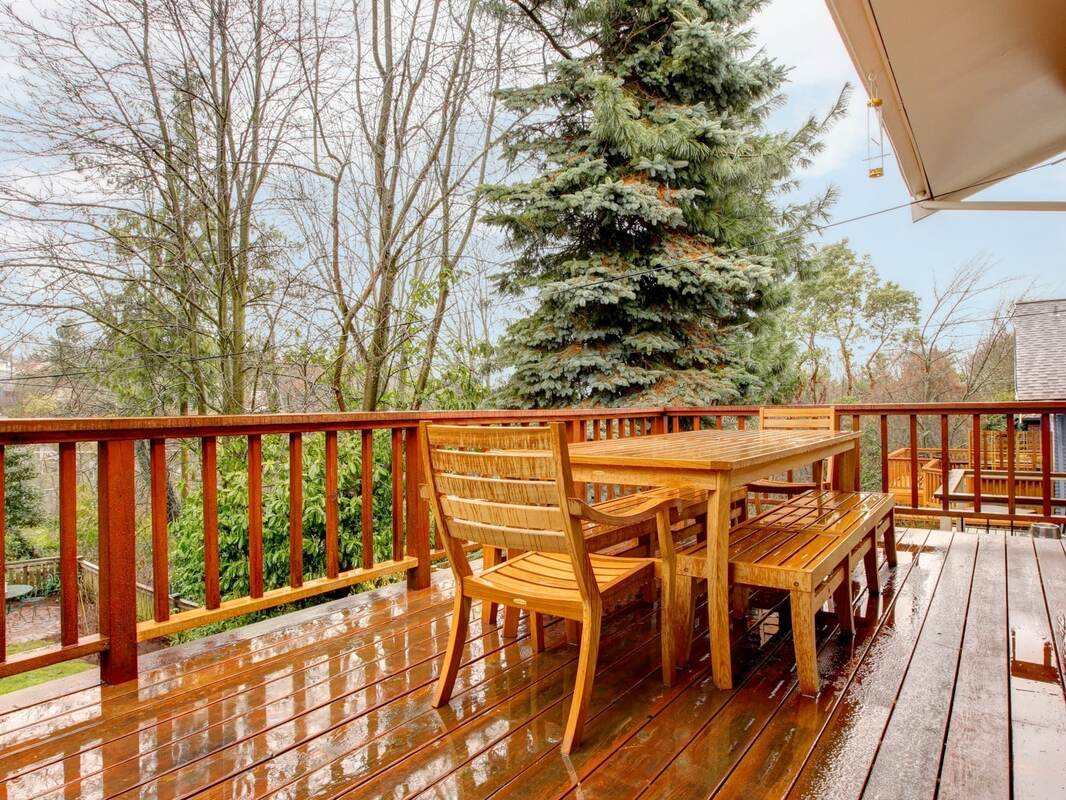 Deck and Patio Builders Traverse City, MI
